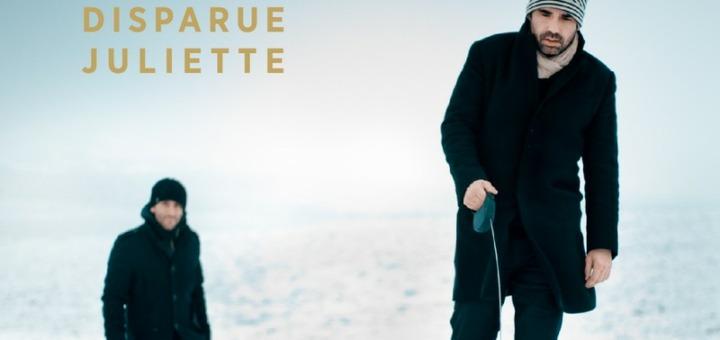 De Calm – Disparue Juliette cover album