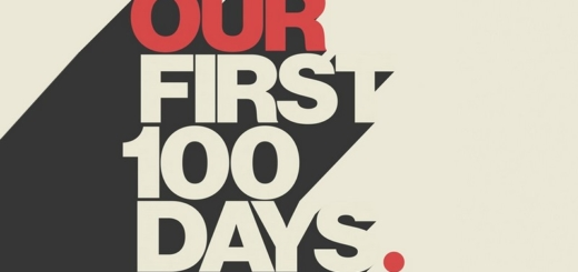 Our First 100 Days cover image