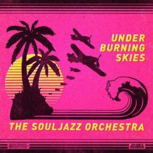 souljazz-under-burning-skies-300x300 Les sorties d'albums pop, rock, electro, rap, du 22 septembre 2017