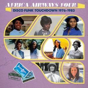 AfricaAirwaysFour-300x300 Les sorties d'albums pop, rock, electro, rap, jazz du 24 novembre 2017