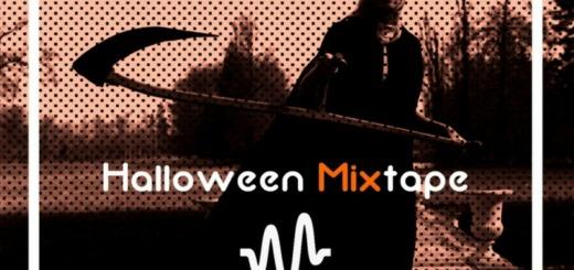 """""""L'Omega Productions Records présent"""". Mixtape d'Halloween"""