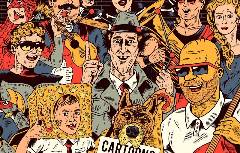 cartoons Ça Cartoon avec Fred Pallem & le Sacre du Tympan