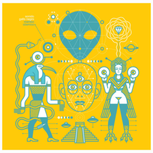 Sonido-Gallo-Negro-Mambo-Cósmico-300x300 Les sorties d'albums pop, rock, electro, rap, jazz du 6 avril 2018
