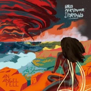 idris-an-angel-fell-300x300 Les sorties d'albums pop, rock, electro, rap, jazz du 11 mai 2018