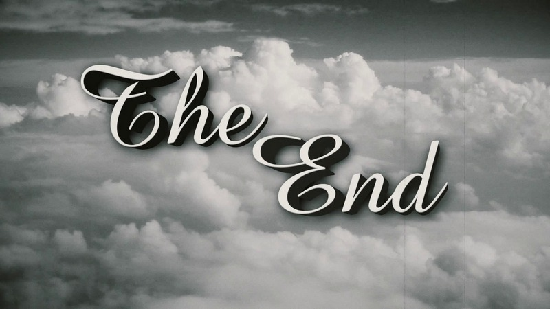 the-end Et Hop, c'est la fin !