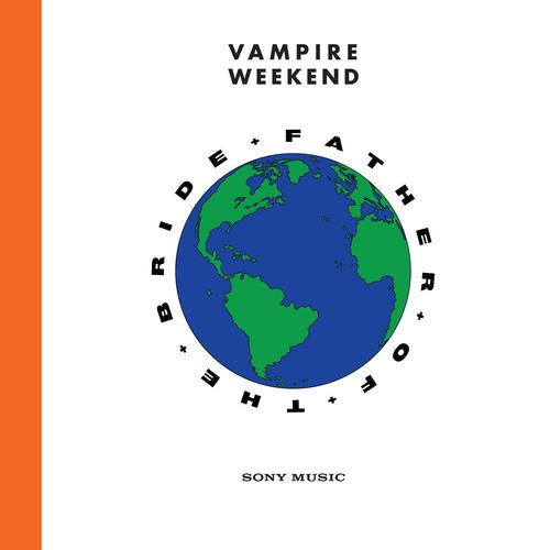 Vampire-Weekend-–-Father-of-the-Bride 10 albums majeurs pour la première partie de 2019