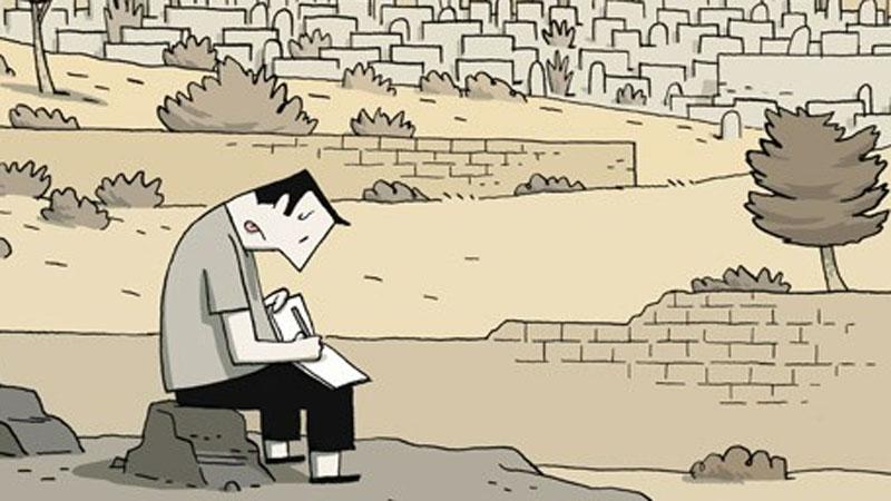 chroniques-de-jerusalem-2011 Les meilleures Bandes dessinées de la décennie 2010-2019