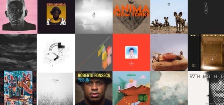 hop blog top albums 2019