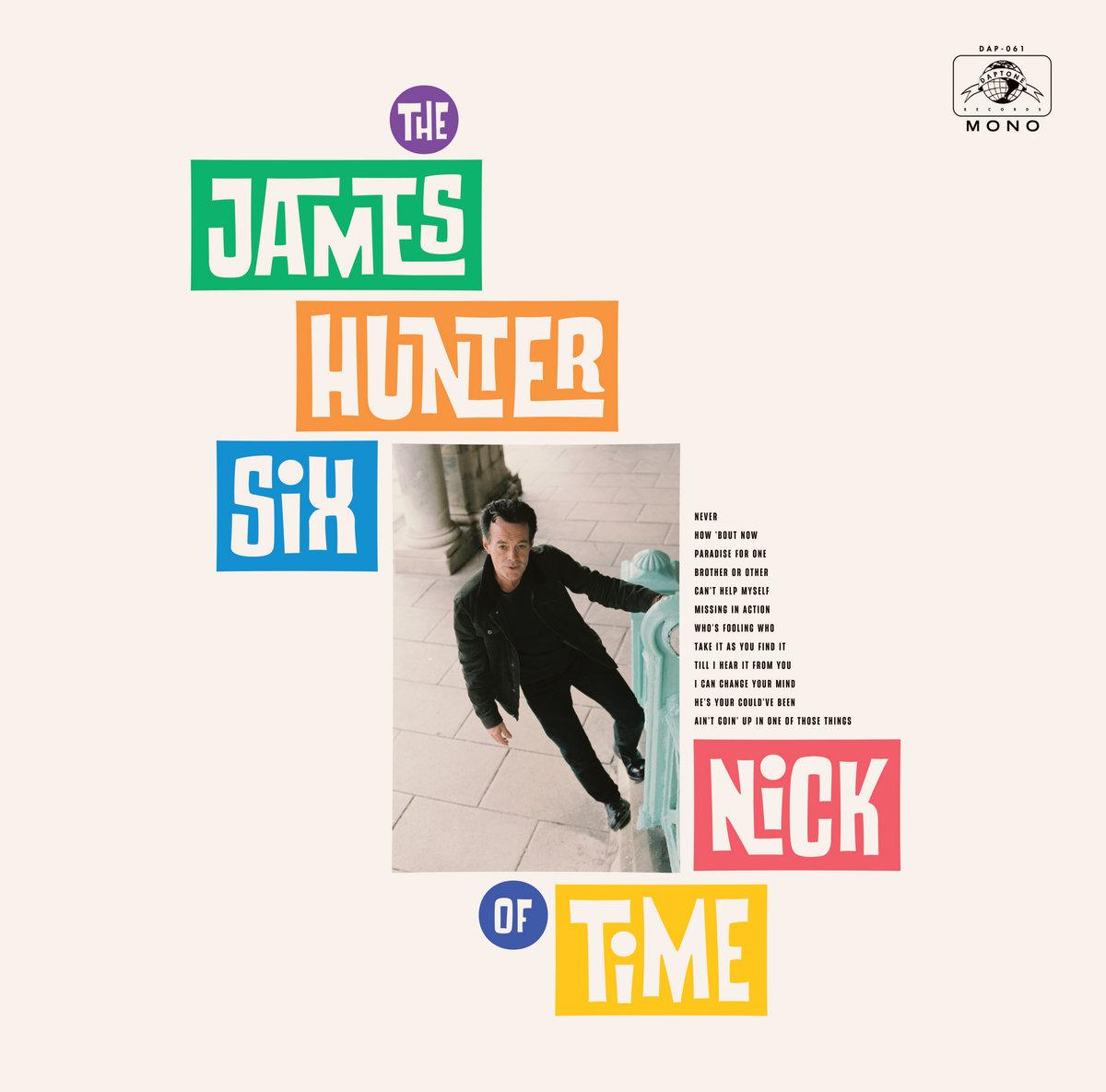 Nick-of-Time The James Hunter Six – Nick of Time (2020)