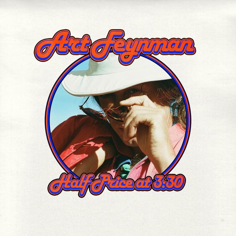 Art-Feynman Luke Temple encore parfait sous le pseudo Art Feynman