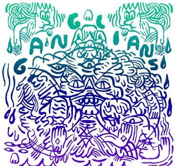 Ganglians - Monster Head Room