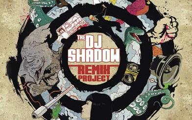 DJ Shadow - The DJ Shadow Remix Project