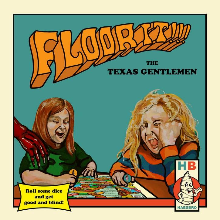 Texas-Gentlemen Après The Lemon Twigs, voici les formidables The Texas Gentlemen !