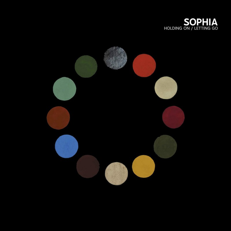 "sophia ""Holding On / Letting Go"", l'album de Sophia le plus rock à ce jour"