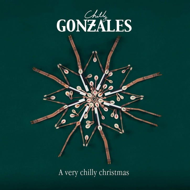 Chilly-Gonzales-A-very-chilly-christmas Chilly Gonzales – A very chilly christmas : LE disque pour Noël 2020