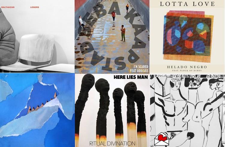 playlist-hop-blog-1 La playlist du lundi #1 : Balthazar, Ricky Hollywood, Here Lies Man, Jean Tonique, Khruangbin...