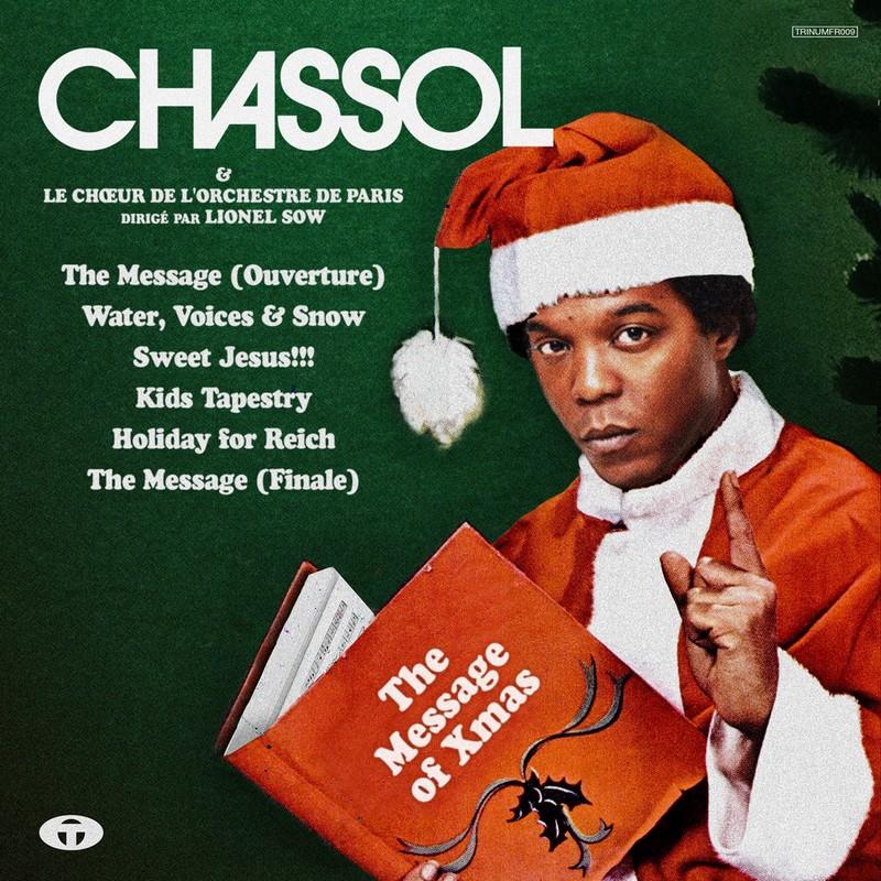 Chassol-the-message-of-xmas Chassol – The Message of Xmas : c'est déjà noël chez Tricatel !