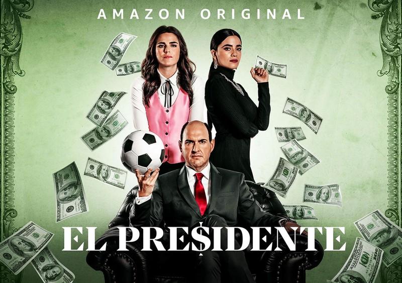 El-Presidente-affiche Les meilleures séries de 2020