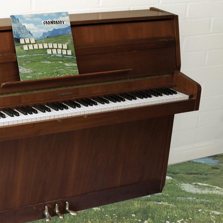 The-Sophtware-Slump-on-a-wooden-piano Grandaddy – The Sophtware Slump ..... on a wooden piano
