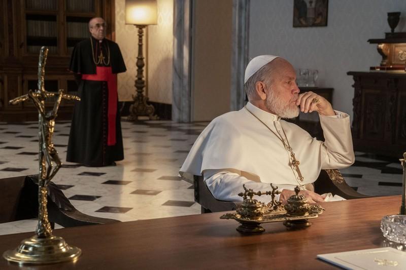 the-new-pope Les meilleures séries de 2020