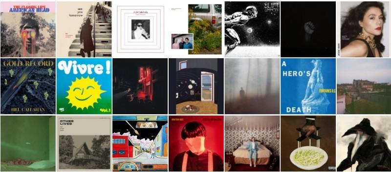 topalbums2020 Les meilleurs Albums de 2020