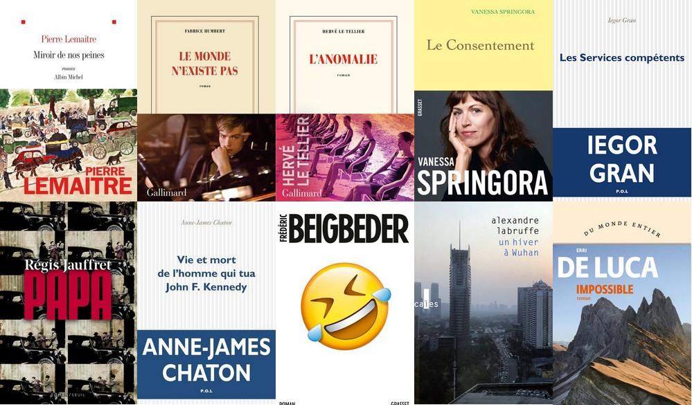 selection-romans-2020 10 fameux romans à retenir pour 2020