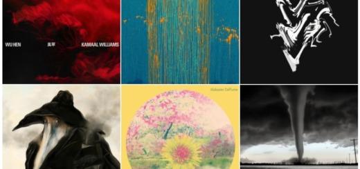 top albums jazz 2020