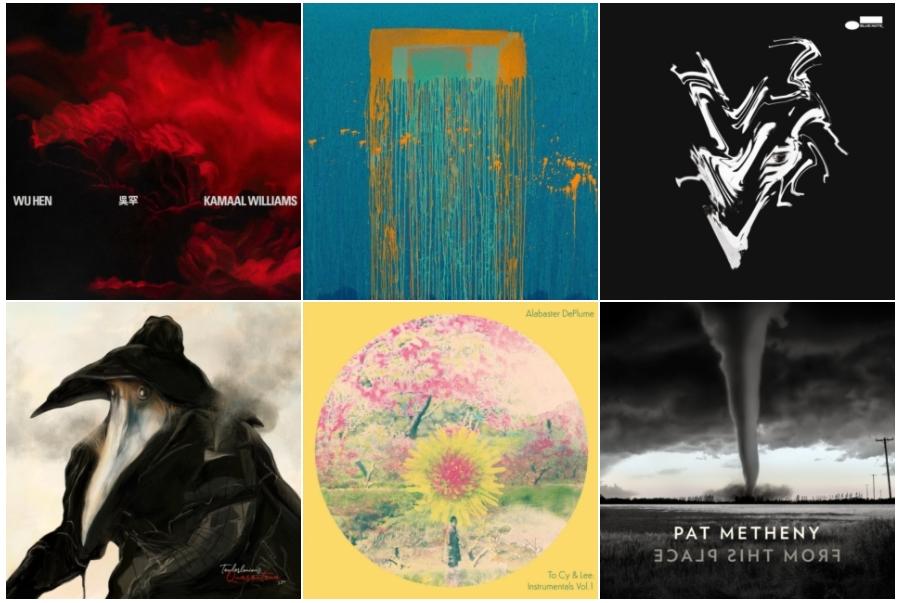 top-jazz-2020 Top albums Jazz 2020