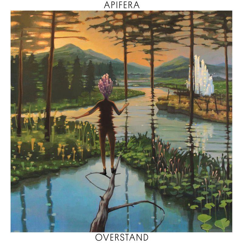 Apifera-Overstand Apifera – Overstand : nouveau projet Jazz fusion sur Stones Throw