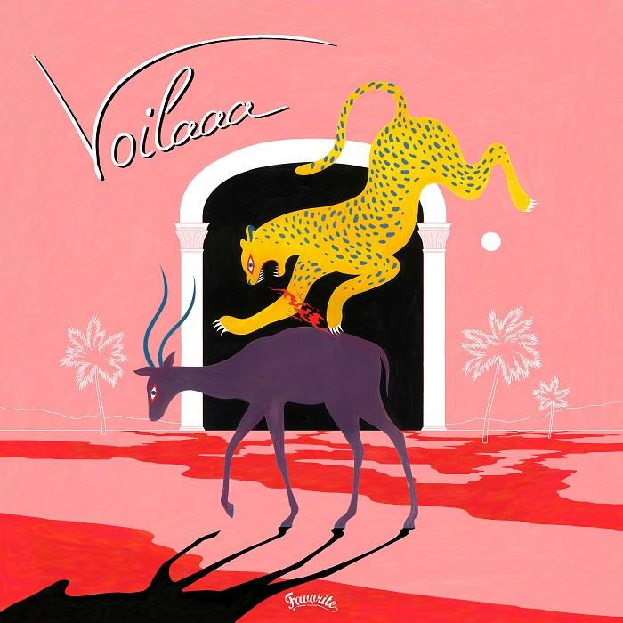 """Voilaaa-Voiciii """"Voiciii"""", le son afro-disco toujours aussi irrésistible de Voilaaa"""