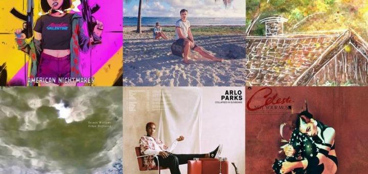 Le classement des albums du mois de février 2021