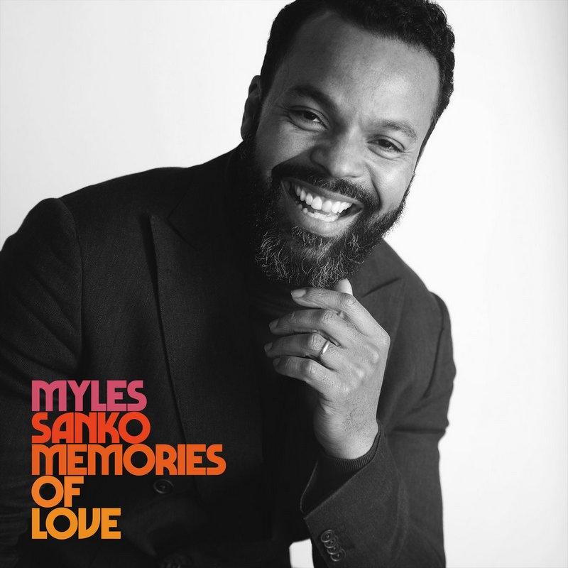 Myles-Sanko-Memories-of-Love Myles Sanko – Memories of Love : un 3e album parfait pour le soulman britannique