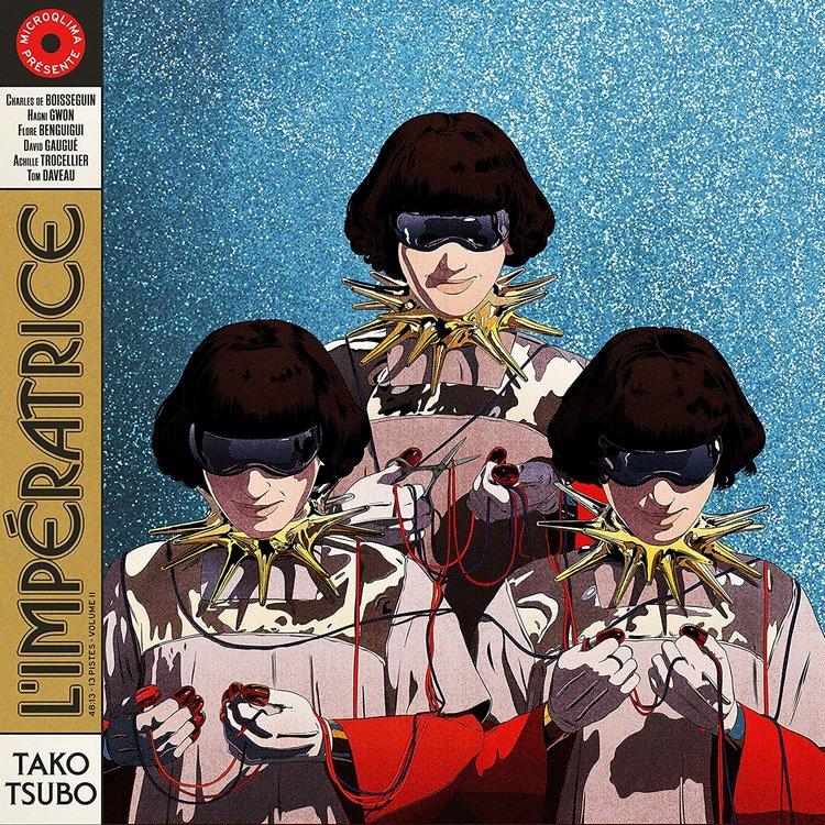 """limperatrice-tako-tsubo """"Tako Tsubo"""" : le charme discret de L'Impératrice"""