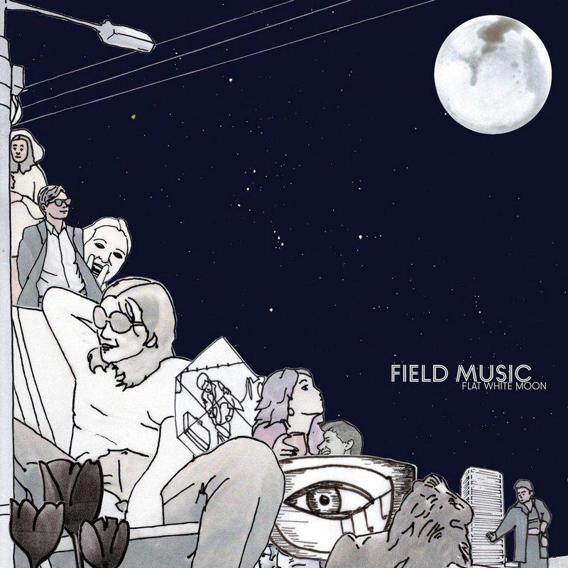 Field-Music-Flat-White-Moon Field Music – Flat White Moon