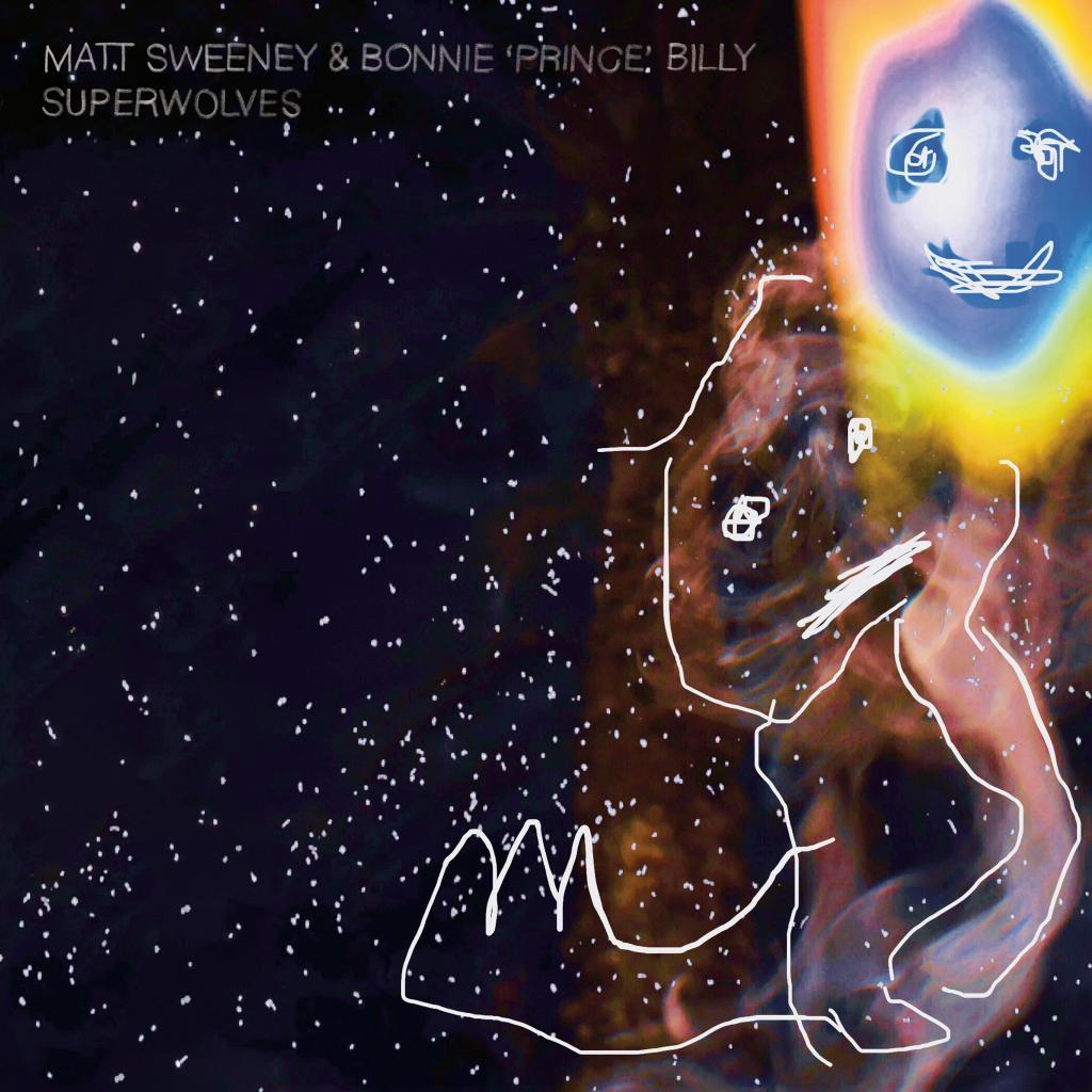 MattSweeney-BonniePrinceBillycover-2 Bonnie 'Prince' Billy & Matt Sweeney – Superwolves
