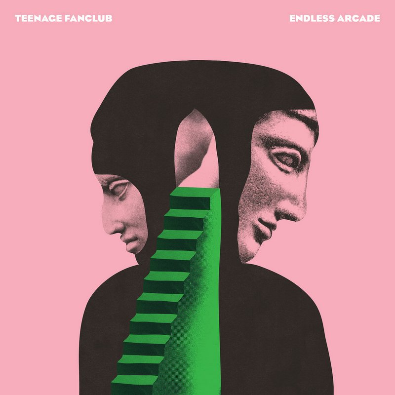 Teenage-Fanclub-Endless-Arcade Teenage Fanclub – Endless Arcade
