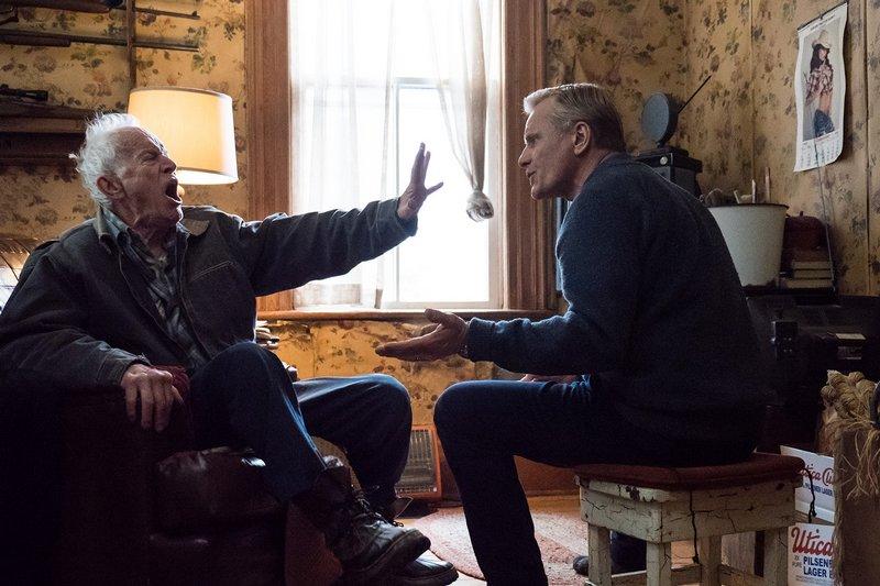 "falling ""Falling"" : un premier film en demi-teinte pour Viggo Mortensen"