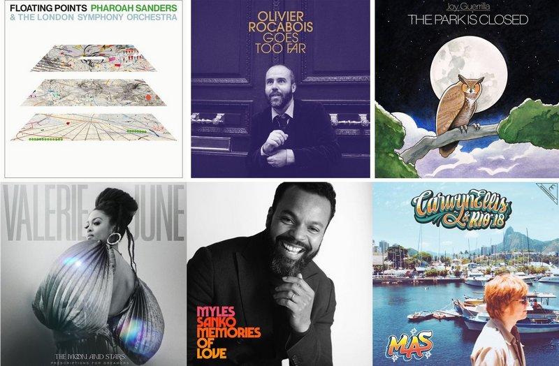 playlist-hop-blog-avril-2021 Le récap des albums du mois d'avril 2021