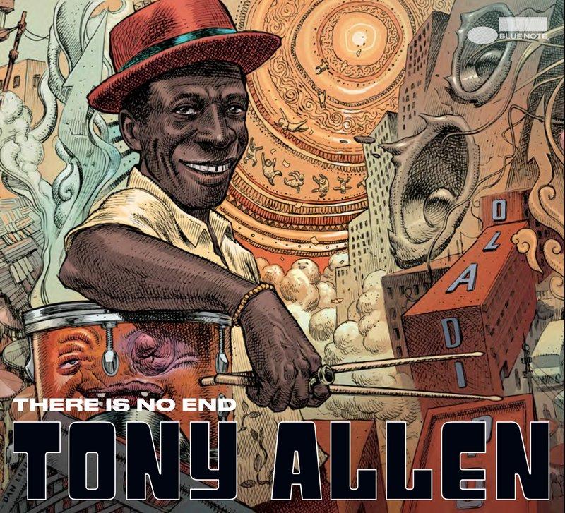 tony-allen Tony Allen – There is no End