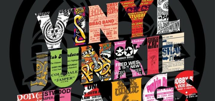 Vinyl Junkie Thangs