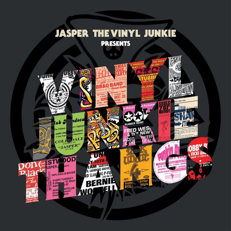 JasperTheVinylJunkie-VinylJunkieThangs Jasper The Vinyl Junkie – Vinyl Junkie Thangs