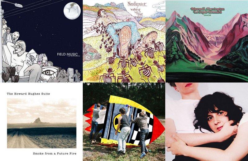 recap-hop-blog-mai-2021 Le récap des albums du mois de mai 2021 : Field Music, NCY Milky Band, Squid, Myd, Laura Cahen...