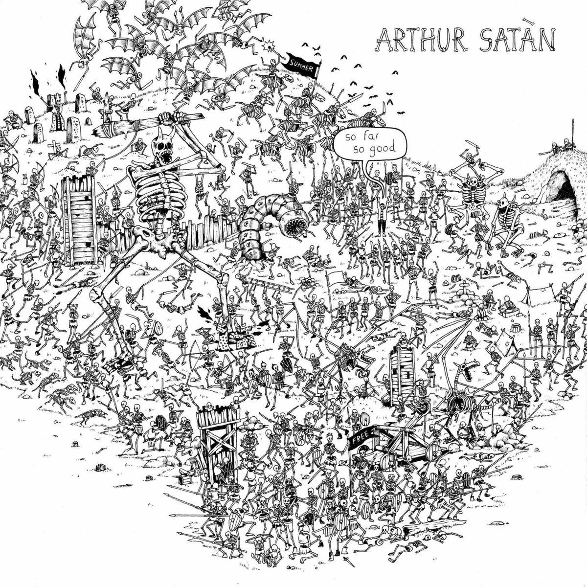 arthur-satan Arthur Satan–So far so good