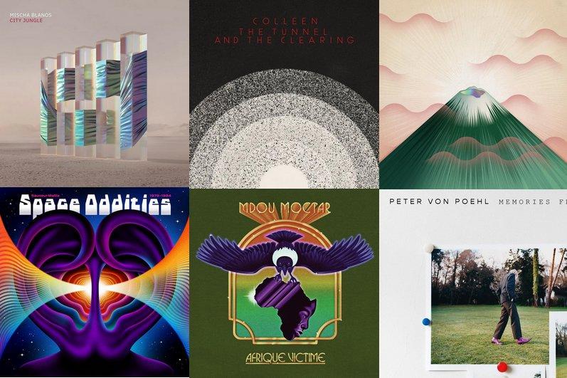 recap-juin-2021 Le récap des albums de juin 2021 : Gruff Rhys, Mdou Moctar, Les Agamemnonz, Peter Von Poehl...