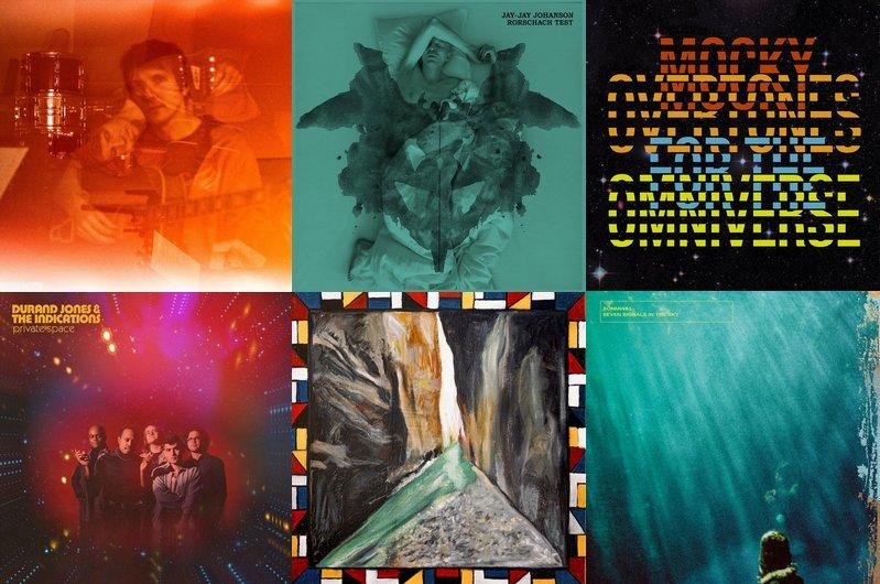 albums-aout-2021 Le récap des albums d'août 2021 : David Allred, Jay-Jay Johanson, Mocky, The Goon Sax...